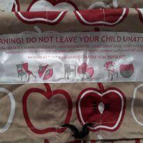 cadeira portátil para alimentação de bebês -  - Não informada