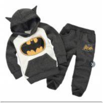 Conjunto Moleton Batman novo