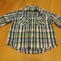 Camisa xadrez importada - 4 anos - American Hawk