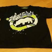 Camiseta preta Ecko Unltd - 3 anos - Ecko Unltd