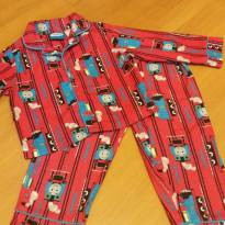 Pijama manga longa Thomas & Friends - 3 anos - Thomas & Friends - USA