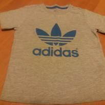 Camiseta Adidas cinza - 2 anos - Adidas