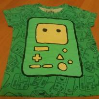 Camiseta Cartoon - 4 anos - Cartoon Network