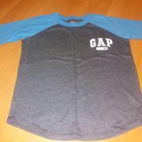 Camiseta GAP meia manga - 4 anos - Baby Gap
