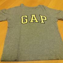 Camiseta GAP cinza - 4 anos - GAP