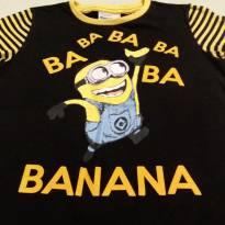 Camiseta Minion - 3 anos - Minions