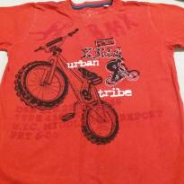 Camiseta  bike - 3 anos - Baby Club