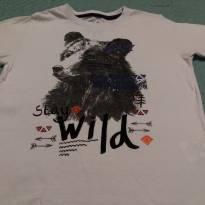 Camiseta urso - 3 anos - Sem marca