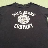 Camiseta azul Ralph Lauren - 4 anos - Ralph Lauren