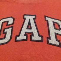Camiseta Gap vermelha - 4 anos - Baby Gap