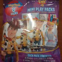 Toy story 4 mini play packs lembrancinhas -  - Não informada