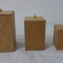 Kit Higiene Caixinhas - Sem faixa etaria - Artesanal