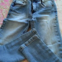 Calça Jeans Fuzarka - 6 anos - Fuzarka