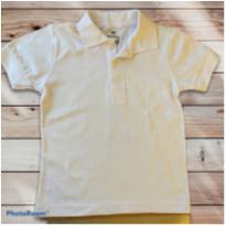 Camisa Polo Hering Kids - 4 anos - Hering Kids