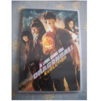 dvd dragon ball evolution -  - Não informada