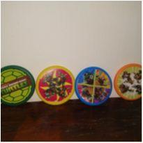 discos tartarugas ninjas -  - Não informada