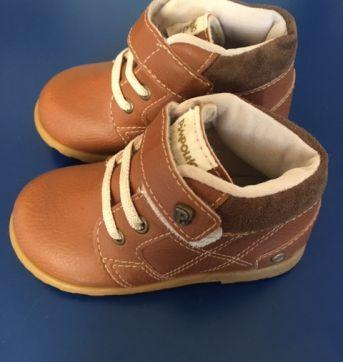 Sapato marrom - 21 - Pimpolho