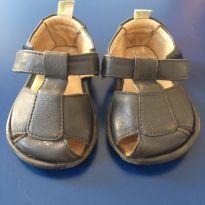 Sandália azul escuro - 20 - Tip Toey Joey