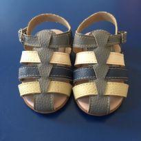 Sandália de tiras coloridas - 19 - Nina Rinaldi