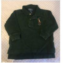 Camisa Polo Ralph Lauren - 1 ano - Ralph Lauren