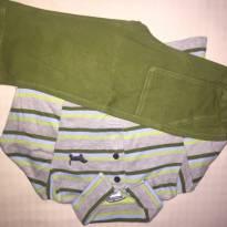 Conjunto calça e blusa de manga longa da Harstrings - 1 ano - Hartstrings
