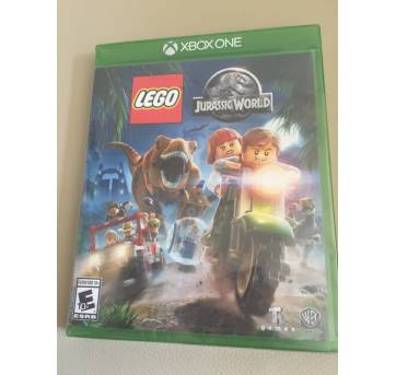 Lego Jurassic World para XBOX ONE - Sem faixa etaria - Xbox 360