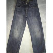 Calça jeans azul lavado Gap modelo Loose - 5 anos - GAP