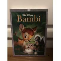 DVD Bambi Edição Diamante - Sem faixa etaria - Disney