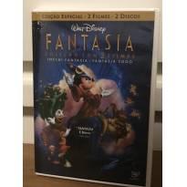 Fantasia - Edição Especial - 2 DVDs - Sem faixa etaria - Disney