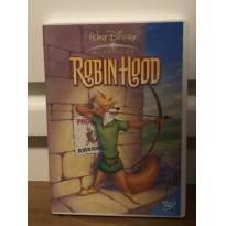 DVD  Walt Disney Clássicos: Robin Hood - Sem faixa etaria - Disney