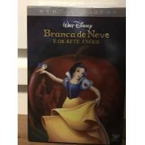 DVD Branca de Neve e os sete anões  (2 DVDs) da Disney - Sem faixa etaria - Disney