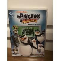 DVD Os Pinguins de Madagascar - Operação Impossível possível -  - Dream Works