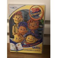 DVD Sid o Cientista - Meus Sentidos -  - LOG ON Editora Multimídia