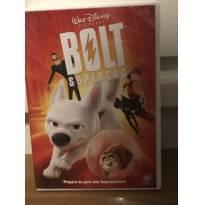 DVD Bolt  Supercão - Sem faixa etaria - Disney