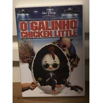 DVD O Galinho Chicken Little - Sem faixa etaria - Disney