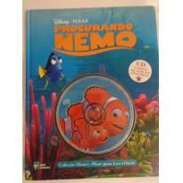 Livro com CD Procurando  Nemo da Disney Pixar -  - abril