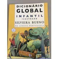 Dicionário Global Infantil Ilustrado Silveira Bueno da Língua Portuguesa -  - Editora Global