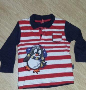 119 - Camiseta Polo Pinguim da KYLY tamanho 2 2 anos no Ficou ... 859906e12367d