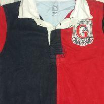Camiseta para mocinho - 24 a 36 meses - Baby Gap