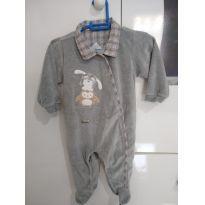 Macacão de bichinhos - 0 a 3 meses - Anjos baby