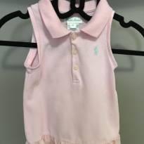 Lindo vestidinho Ralph Lauren - 6 meses - Ralph Lauren