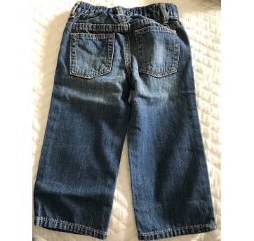 Calça Jeans Baby GAP - 18 a 24 meses - Baby Gap