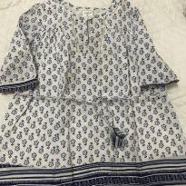 Vestido tipo bata - 2 anos - OshKosh