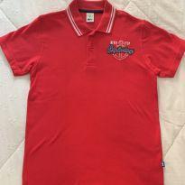 Camiseta Polo PUC - 12 anos - PUC