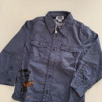 Camisa m/l Chicco - 3 anos - Chicco