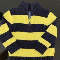 Suéter Ralph Lauren - 2 anos - Ralph Lauren