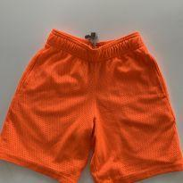 Bermuda laranja - 5 anos - Champion