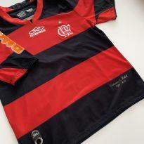 Uniforme Flamengo original - 6 anos - Olympikus