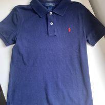 Camiseta Polo Rauph Lauren - 6 anos - Ralph Lauren