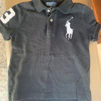 Camiseta Ralph Lauren - 3 anos - Ralph Lauren